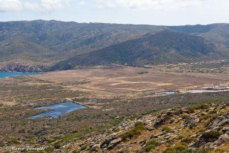 Současný pohled na zajatecký tábor Perdu na italské Asinaře (fotografie Mauro Pancaldi)
