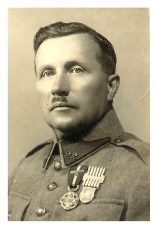Legionář Jaroslav Janda po válce